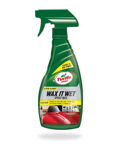 Turtle Wax Wax It Wet tuotekuva