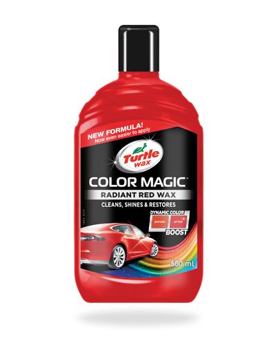 Turtle Wax Color Magic Punainen tuotekuva