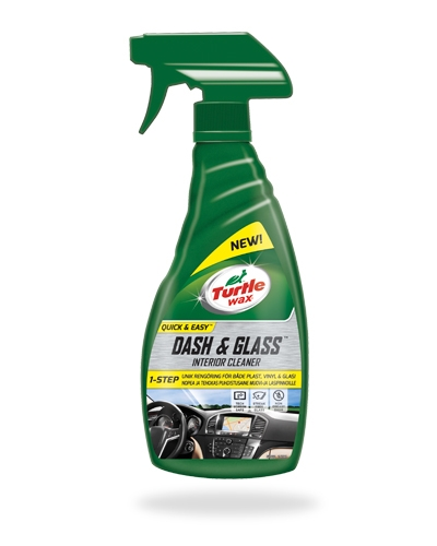 Turtle Wax Dash & Glass tuotekuva