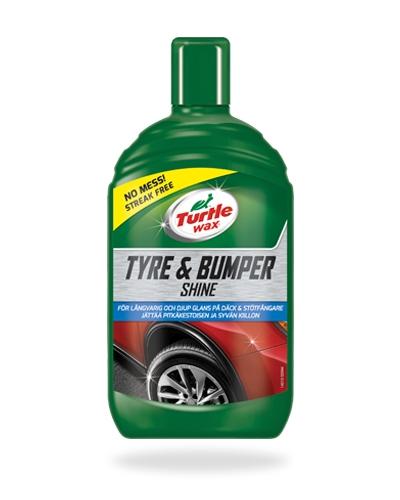 Turtle Wax Tyre & Bumper Shine tuotekuva