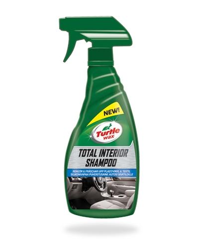 Turtle Wax Total Interior Shampoo tuotekuva