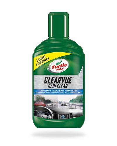 Turtle Wax Clearvue Rain Clear tuotekuva