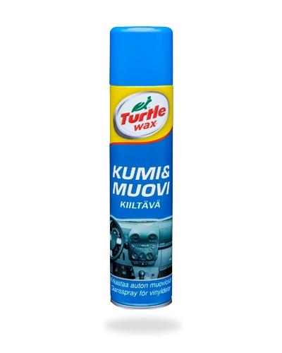 Turtle Wax Kumi & Muovi muovikirkaste kiiltävä tuotekuva