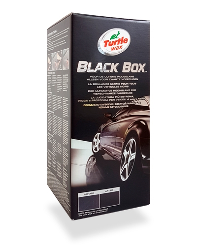 Turtle Wax Black Box tuotekuva