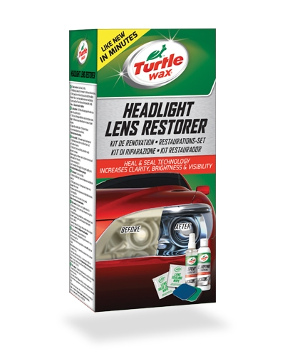 Turtle Wax Headlight Restorer Kit tuotekuva